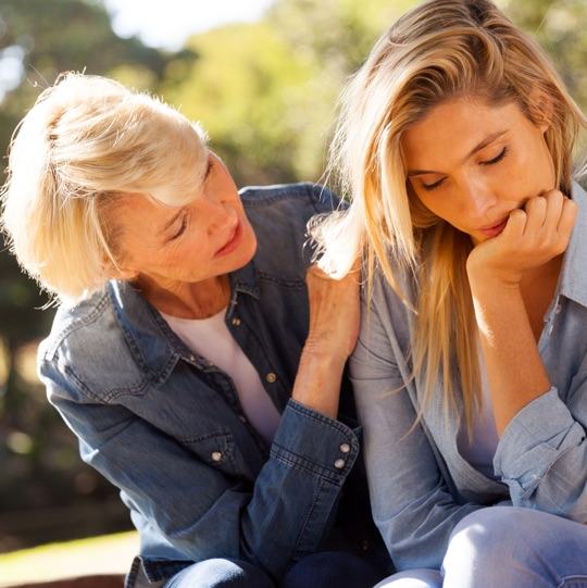 Because you know your daughter well, you may be the first to spot signs of perinatal depression.