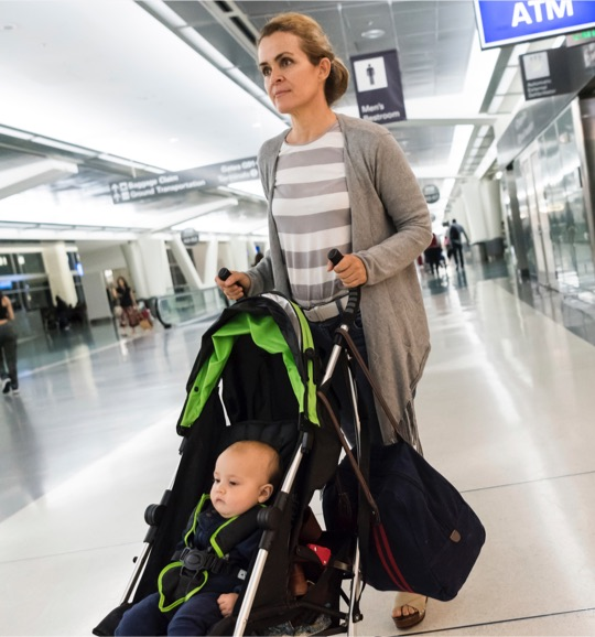 Keep breastmilk cold when traveling.